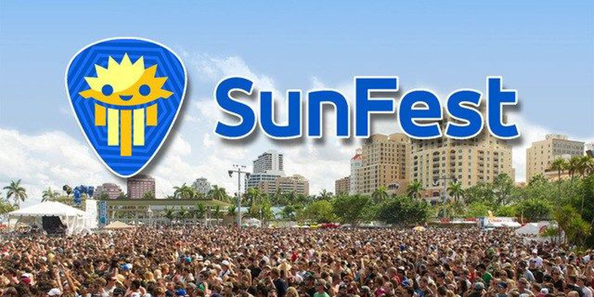 Bands battle it out at Lafayettes in CityPlace for the main stage at SunFest