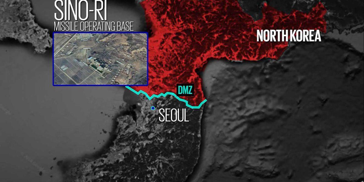 Satellite images reveal activity at secret North Korean missile base, report says