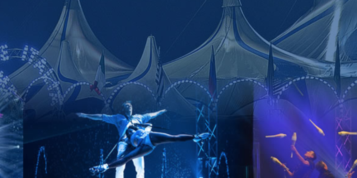Traveling Italian water circus comes to West Palm Beach