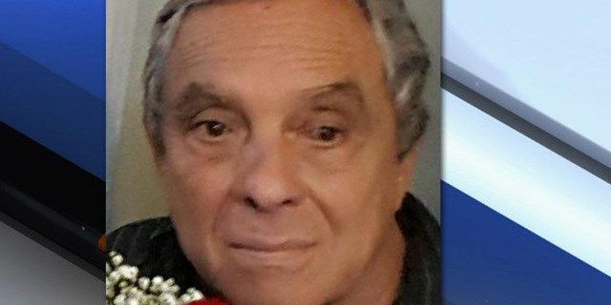 Police looking for missing man with dementia