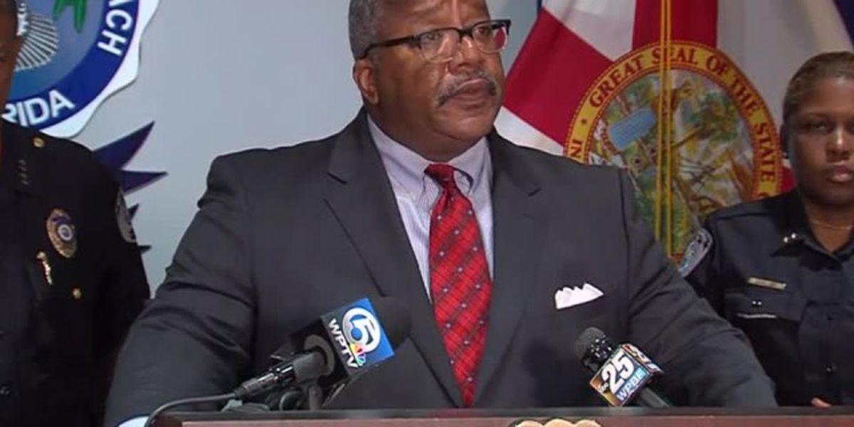 LIVE: West Palm Beach leaders address violent protests