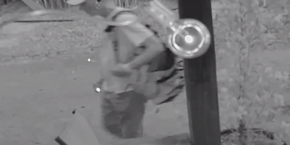 Suspected meat thief sought by Vero Beach police