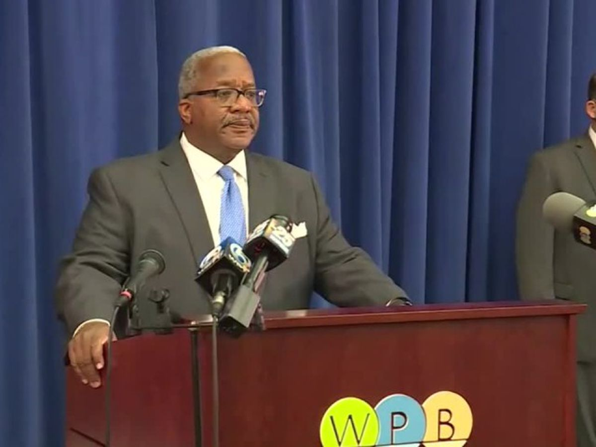 West Palm Beach mayor gives update on racial and equality task force