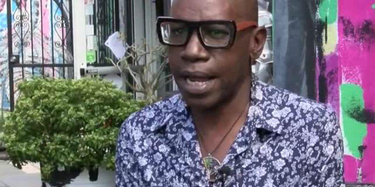 Palm Beach Co. drag queen works to raise HIV/AIDS awareness