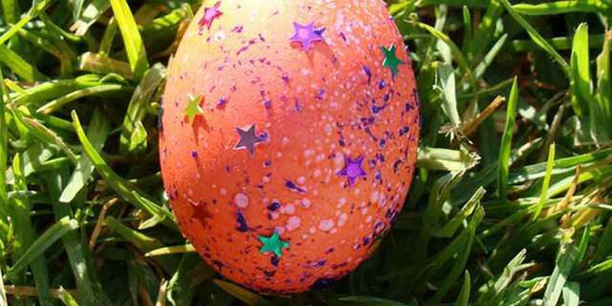 Pushy parents create mess at Easter egg hunts at Pez candy company