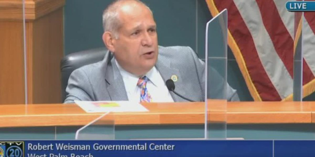 Palm Beach County official demands apology from '60 Minutes' for COVID-19 report