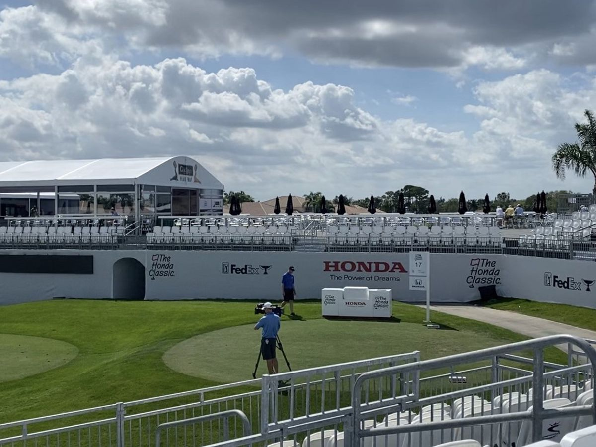 Best spots to watch The Honda Classic