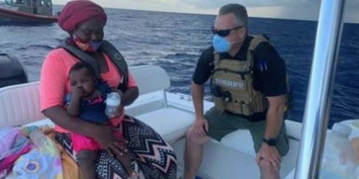 MCSO: 13 Haitian migrants stranded at sea rescued near Martin County