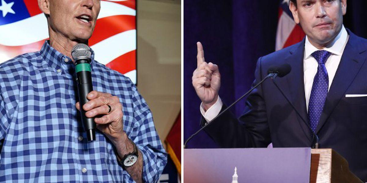 Fla. senators: Too soon to weigh in on Gaetz's future