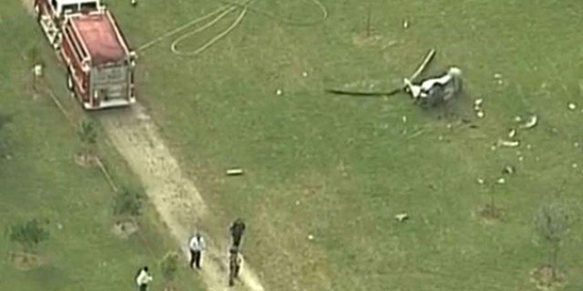 Helicopter crashes near Lantana Airport killing one