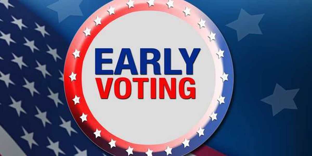 Early voting underway in Palm Beach County, Treasure Coast