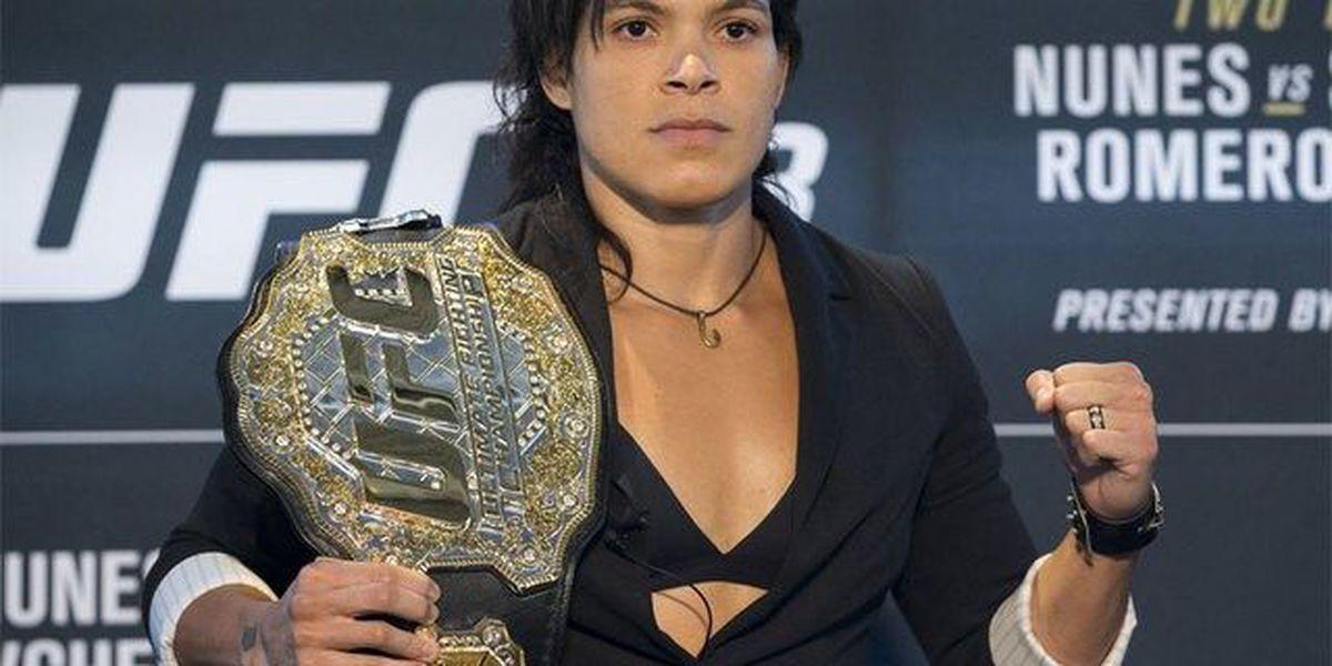 Nunes hospitalized; UFC 213 main event scrapped