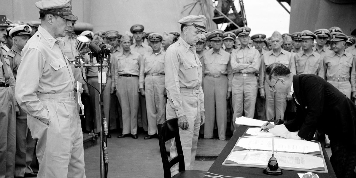 5 things to know about Japan's World War II surrender