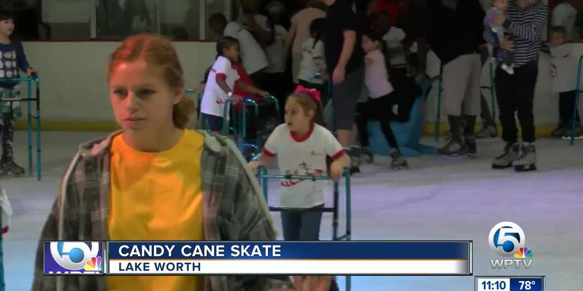 Candy Cane Skate held for Boys Town of South Florida