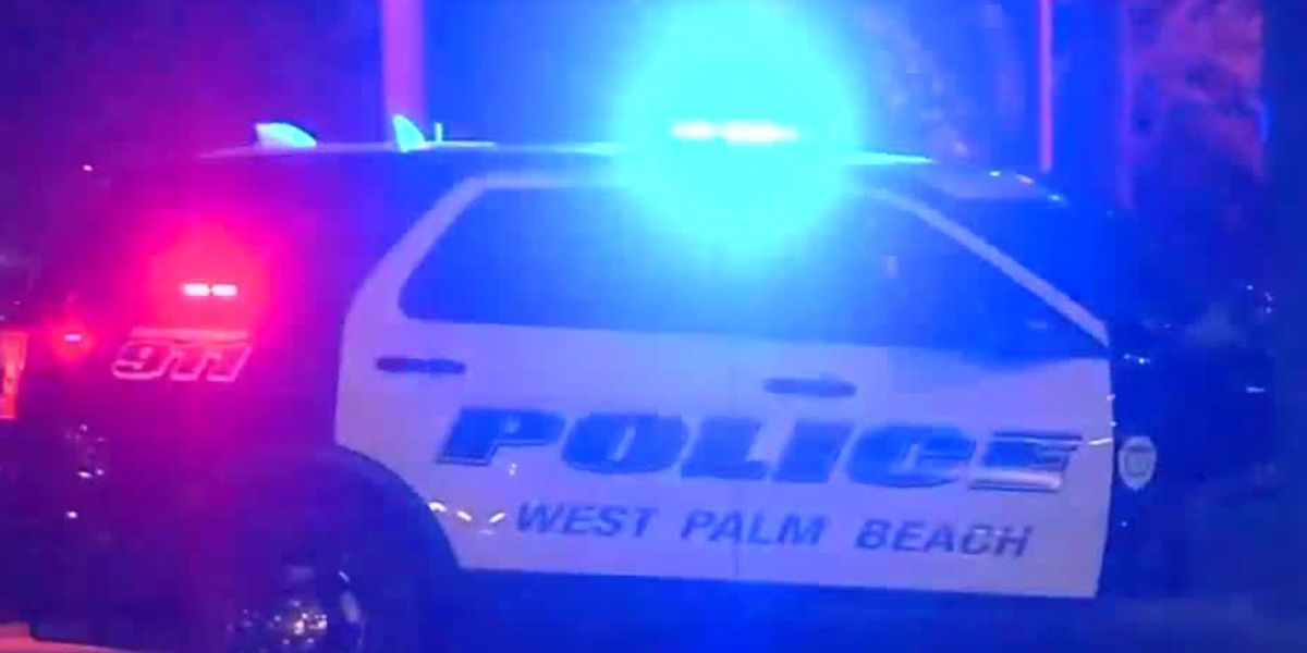 2 juveniles in custody after overnight police activity along Palm Beach Lakes Boulevard in West Palm