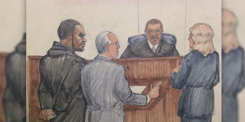 R. Kelly leaves jail after posting $100K in sex abuse case