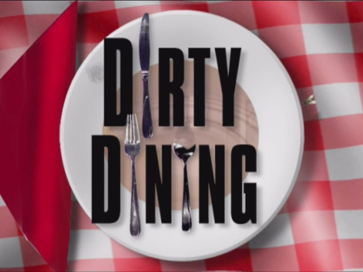 DIRTY DINING: Roaches temporarily close bistro