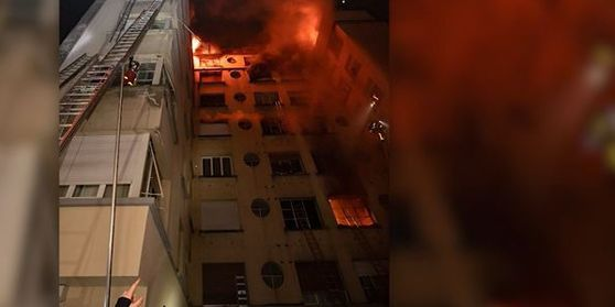 Apartment inferno kills 10; deadliest Paris fire since 2005