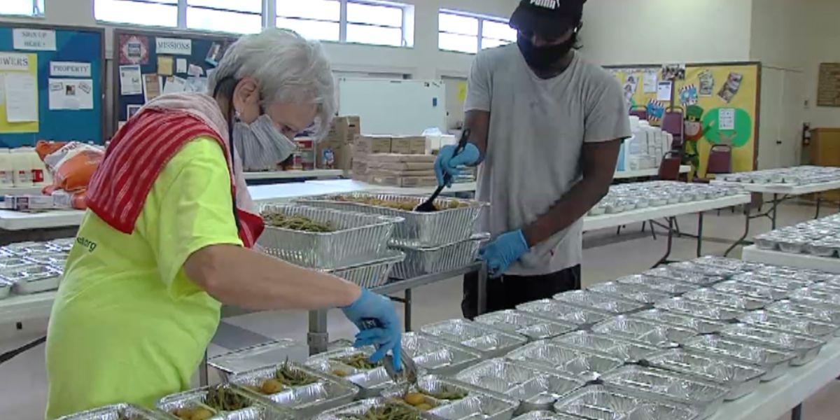 Palm Beach Harvest donates 250,000 pounds of food