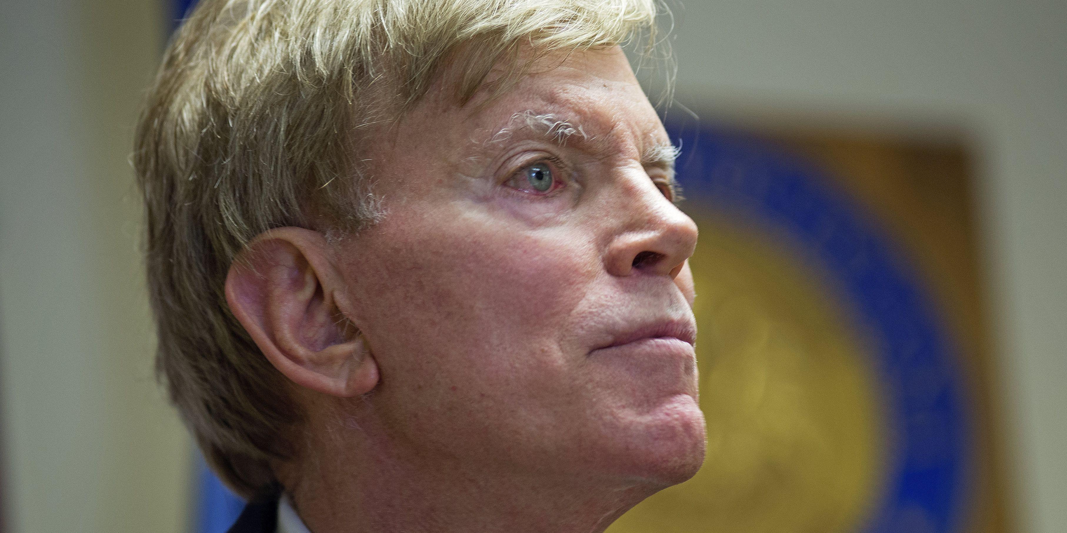 David Duke agrees to pay $5K to man hurt at Virginia rally
