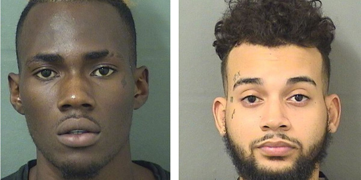 2 Delray men face human trafficking charges