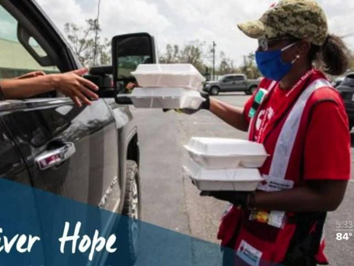 Red Cross ready to help as another hurricane takes aim at Gulf