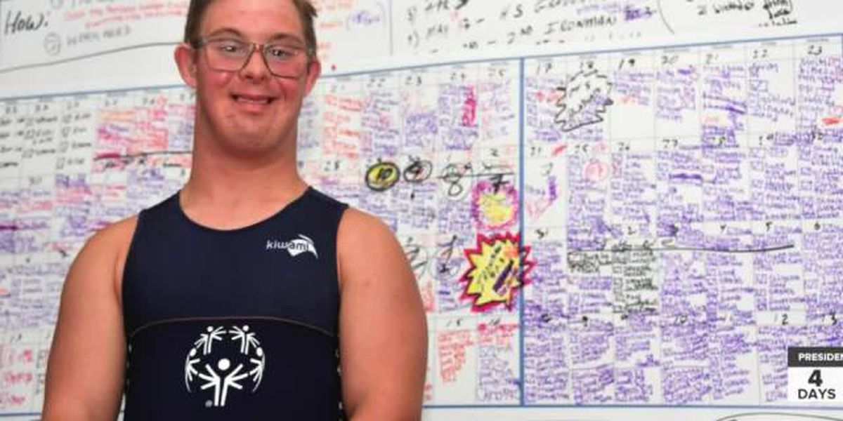 Florida Special Olympics athlete set to make history