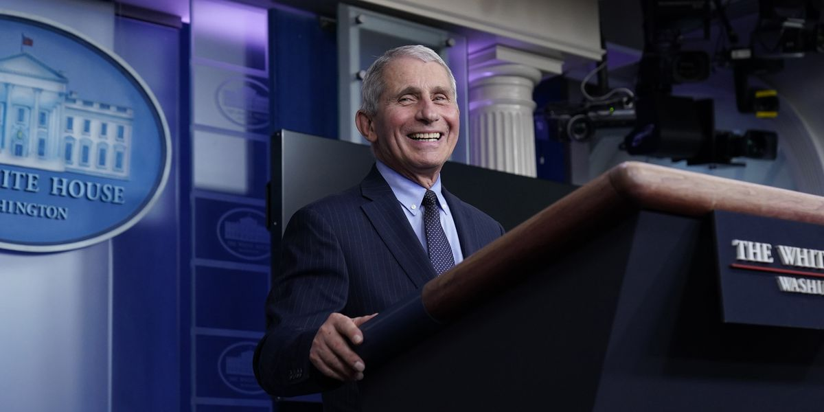 Fauci wins $1 million Israeli prize for 'defending science'