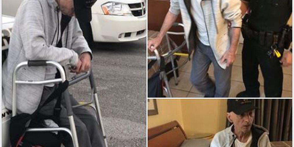 PBSO deputies help homeless veteran