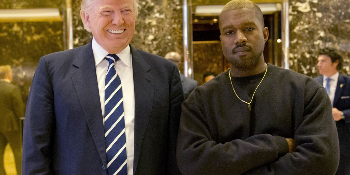 Kanye West to visit Trump, discuss prison reform, violence
