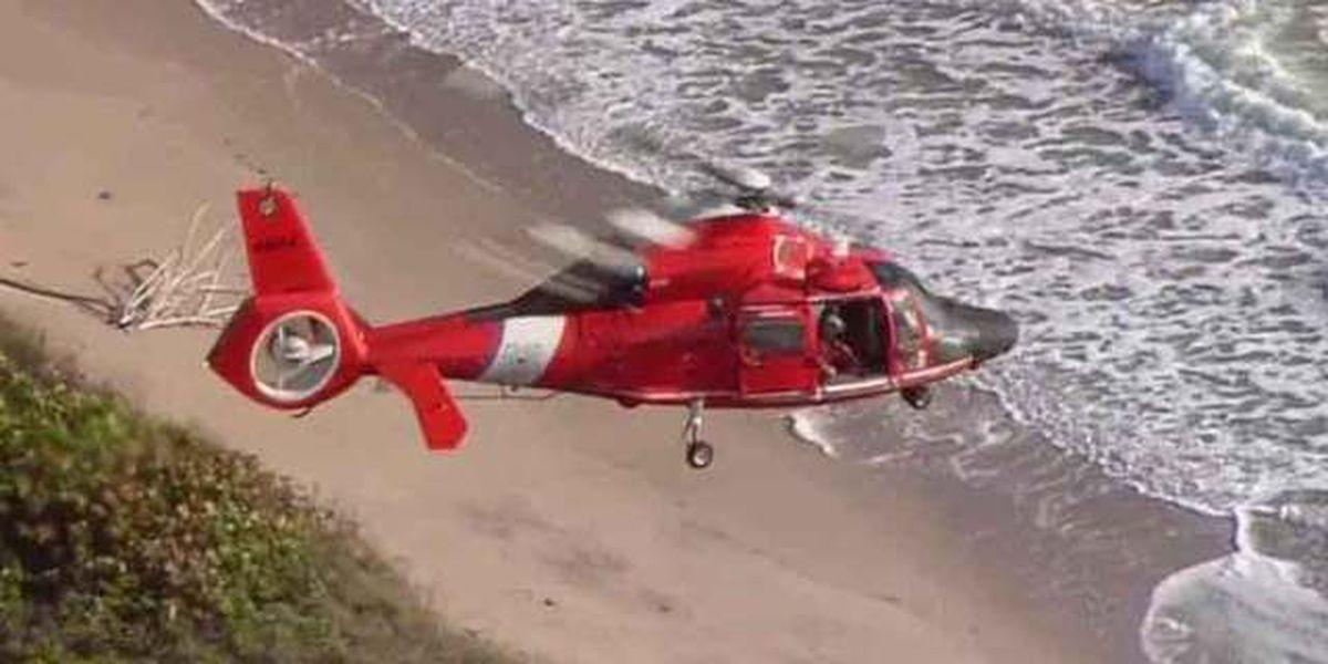 Coast Guard intercepts boat with migrants