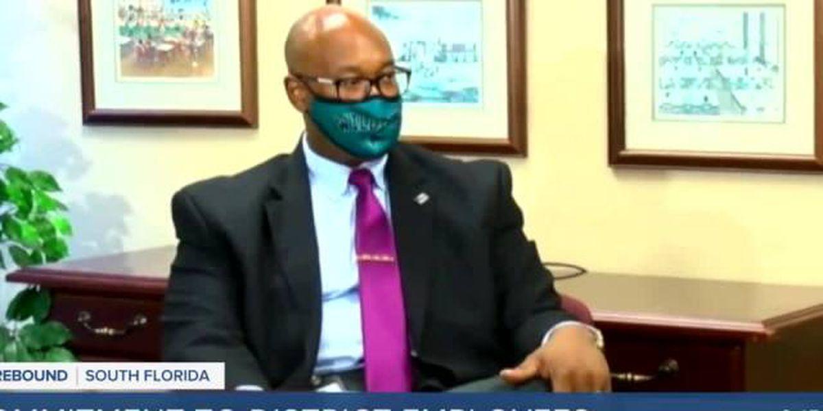 Palm Beach County Superintendent offers teachers help to get vaccine