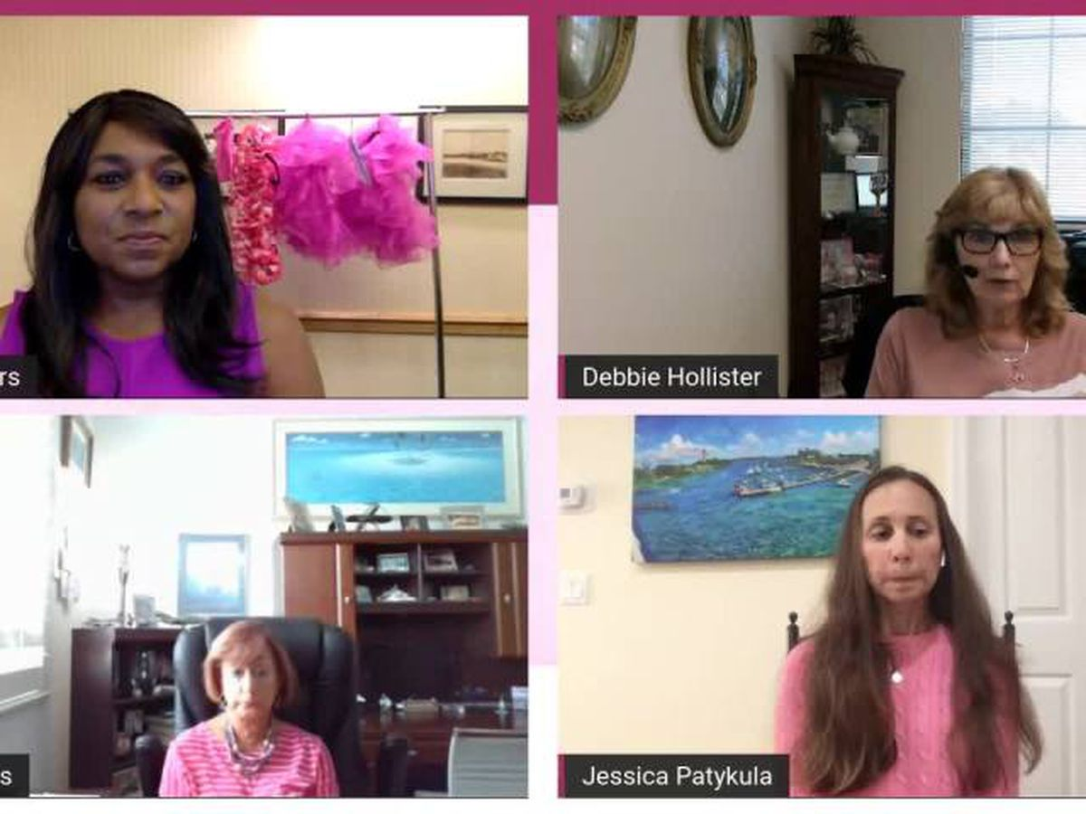 'Warriors in Pink' discuss importance of Susan G. Komen Race for the Cure