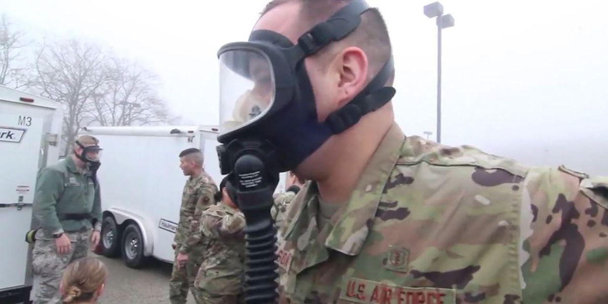 Coronavirus takes toll on US military as it tries to aid civilians