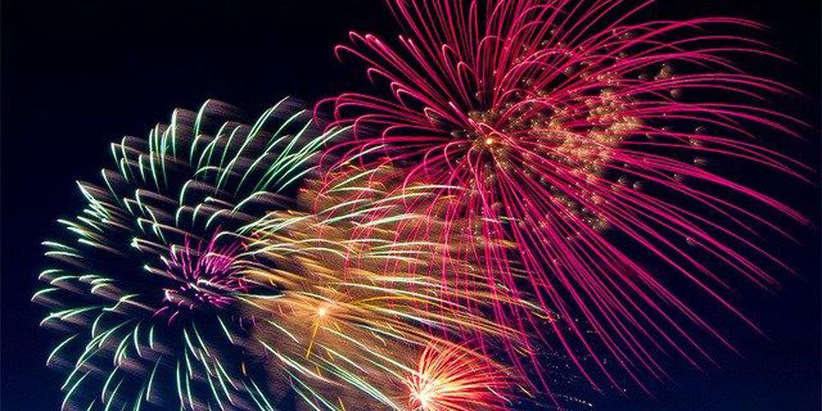 WATCH LIVE: 4th on Flagler fireworks show