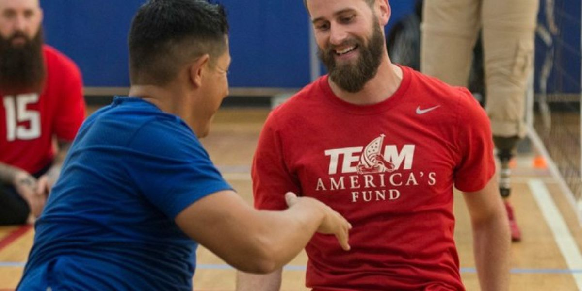 Charity helps make wounded Jupiter veteran's athletic goals possible