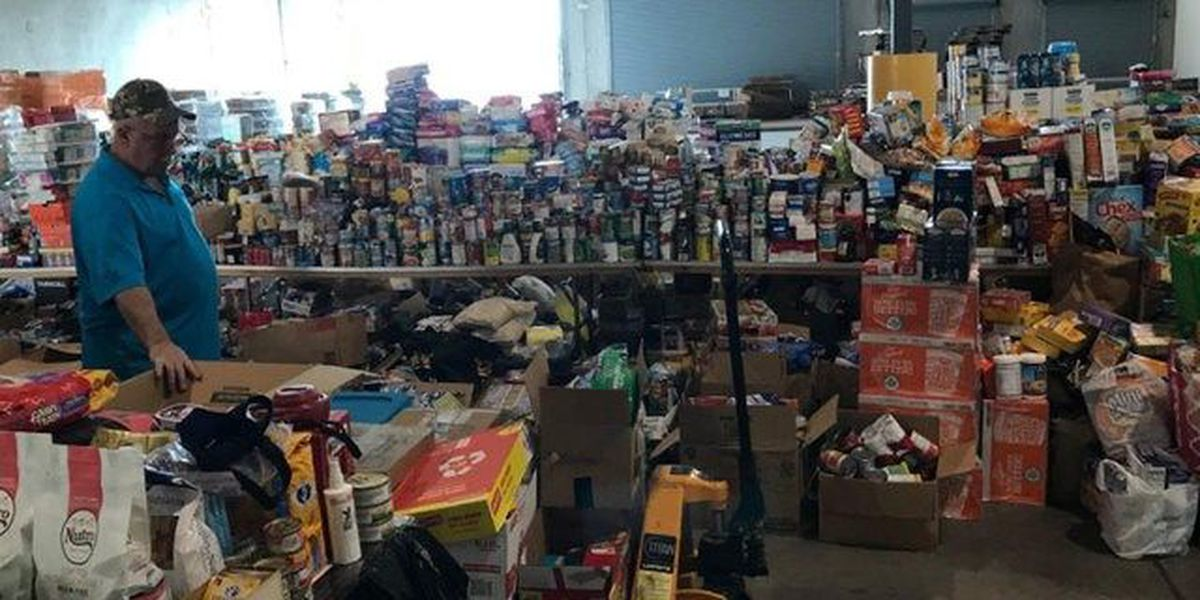 Volunteers needed for hurricane supply drives