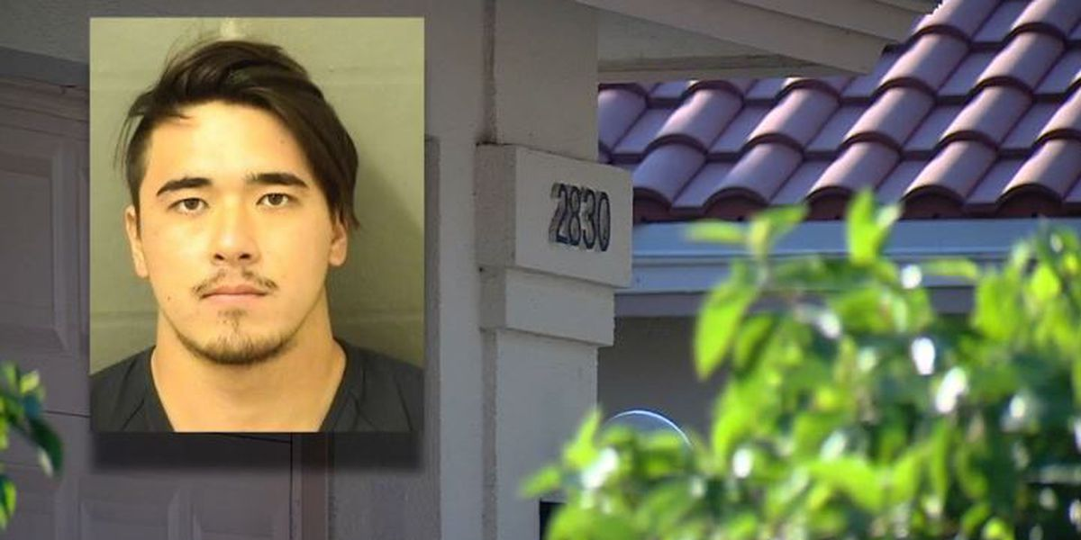 West Palm Beach man accused of killing family dog in backyard