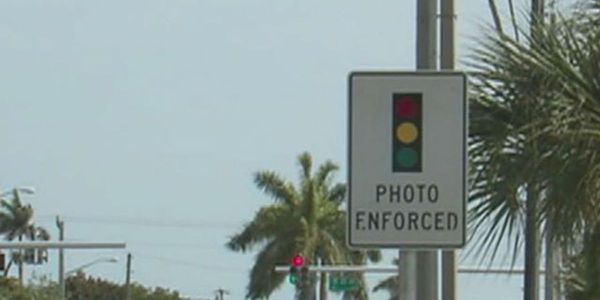 Bill before Florida Senate would put a stop to red light cameras