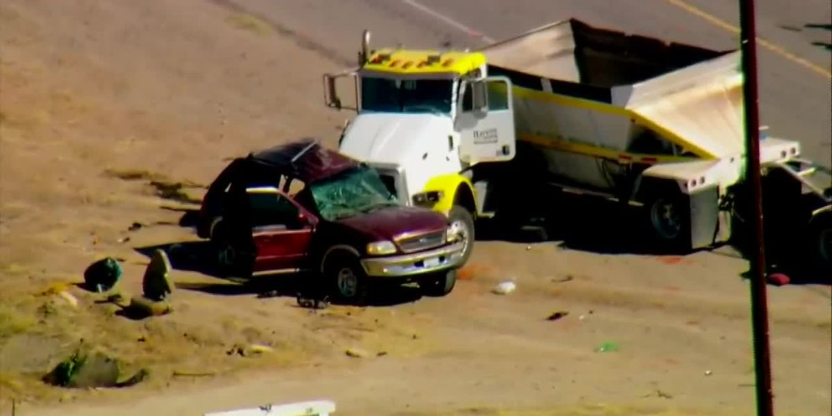 "A ""mass casualty"" crash is under investigation in California"