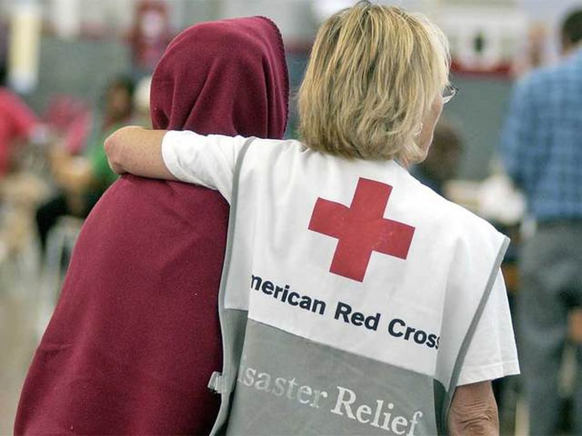 Donate to Red Cross for Hurricane Michael aid