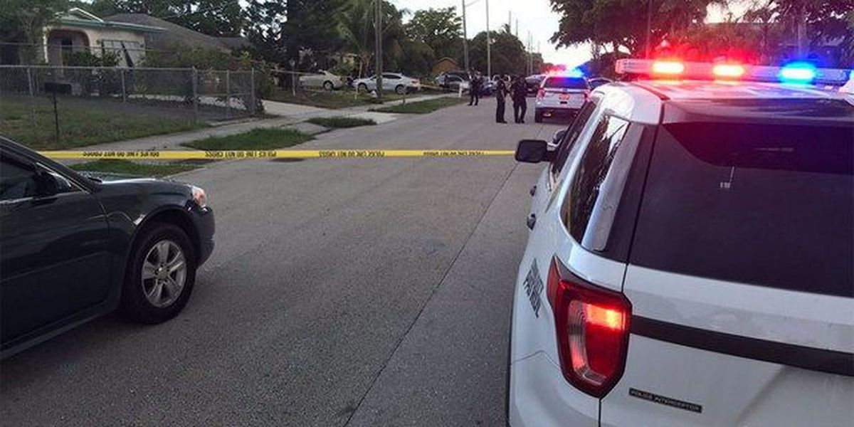 1 Dead, 1 wounded in Delray Beach shooting