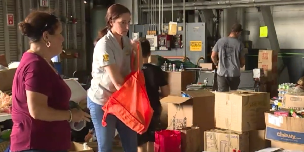 Local organizations collecting supplies to help hurricane-ravaged Abaco Islands