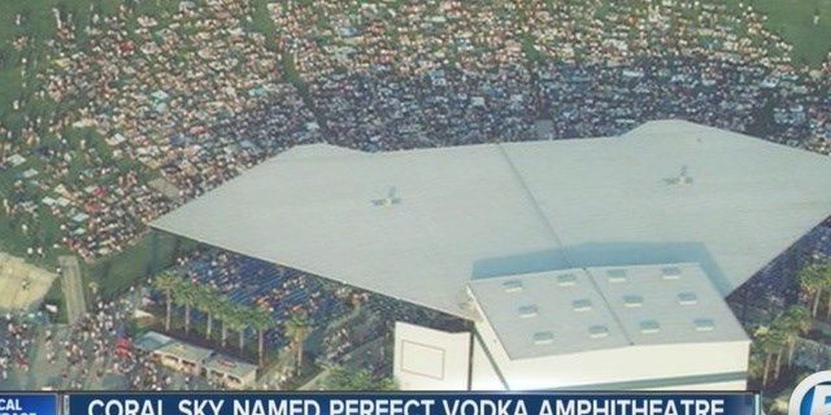 Perfect Vodka Amphitheater Is Changing