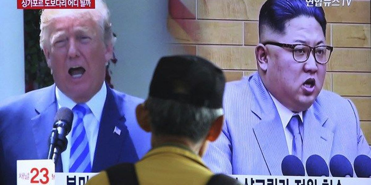 Trump cancels summit with Kim, North Korea says 'world's desire' that it go on