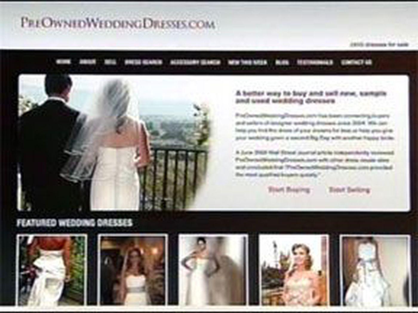 Virtual Wedding Dress Swap