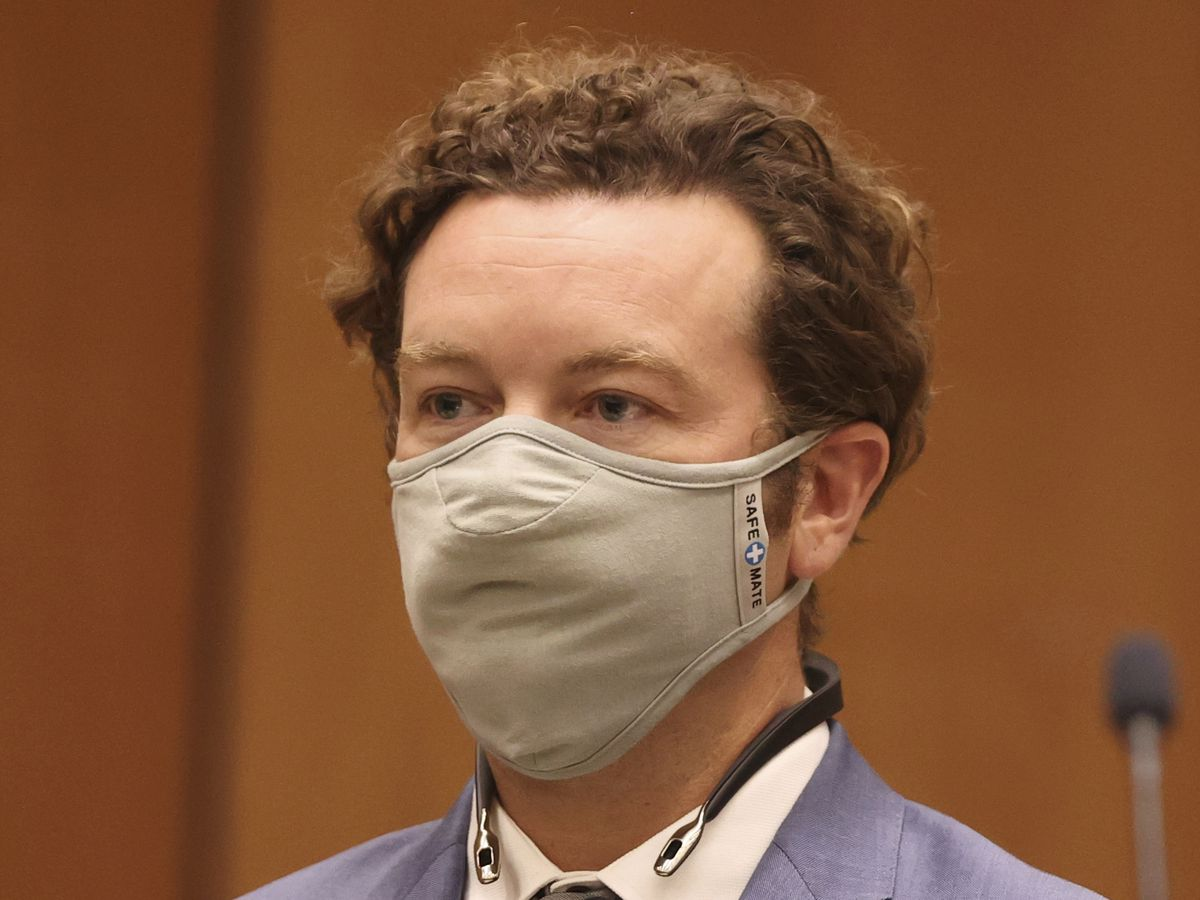 Woman testifies she woke to find actor Danny Masterson raping her
