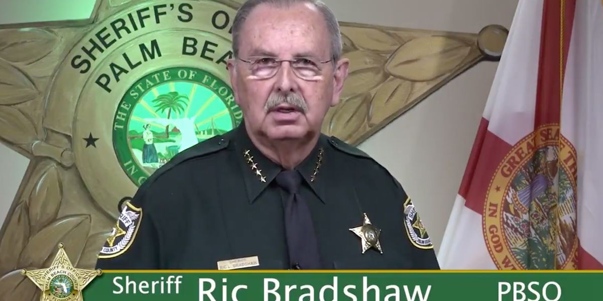 Sheriff urges public to comply with 'stay at home' order
