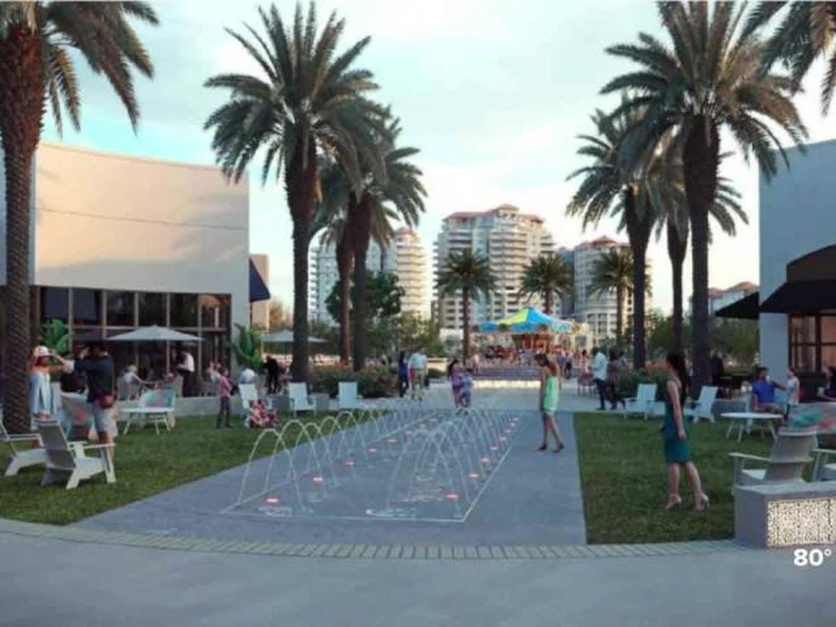 Renovations underway at Downtown Palm Beach Gardens
