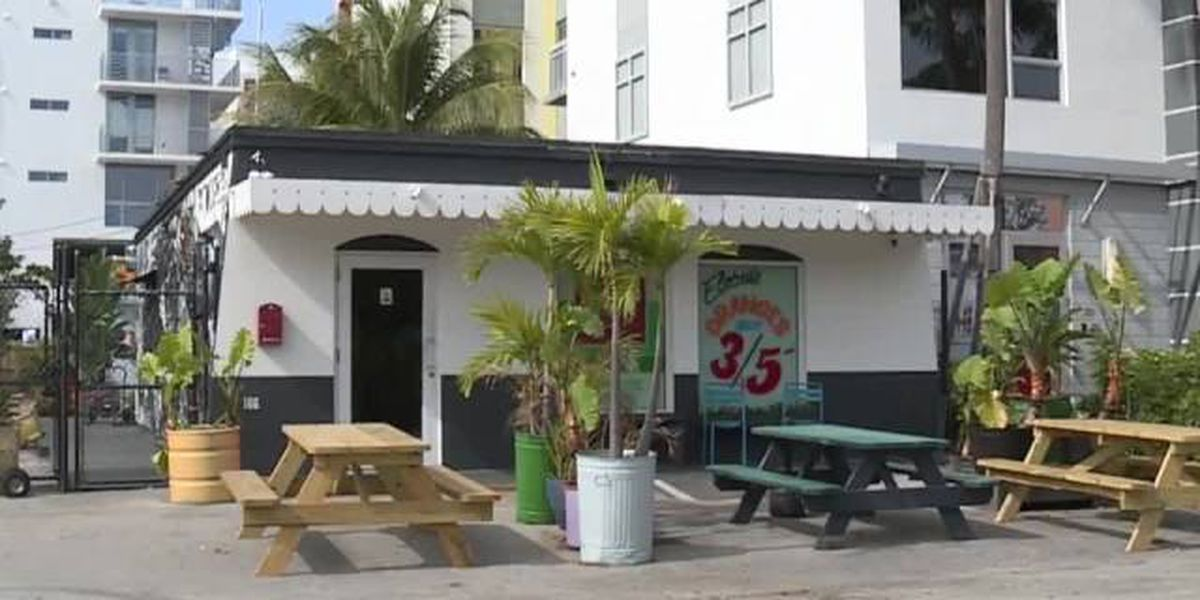 Delray Beach bar back open, seeks to extend operating hours